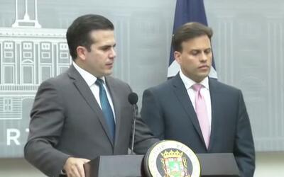 Rosselló anuncia que Puerto Rico se acogerá a la protección del Título I...