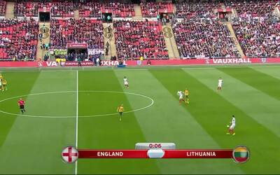 Highlights: Lituania at Inglaterra on March 26, 2017