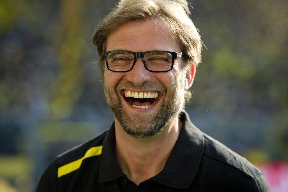 Jurgen Klopp: La sensación del balompié alemán ha t...