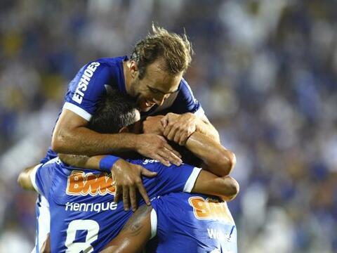 Cruzeiro aplastó al Deportes Tolima por 6-1 en la ciudad brasile&...