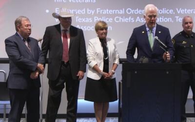Proyecto de ley propone reclutar a veteranos para las agencias de ley