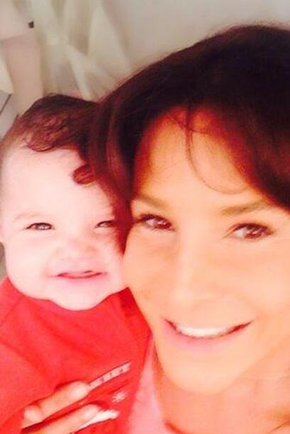 Desde hace años la actriz quería ser mamá.