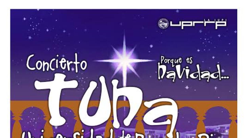 Evento navideño de la Tuna de la Universidad de Puerto Rico