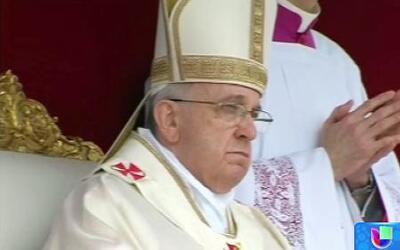 El Papa Francisco, enojado por derroche de dinero para un festín