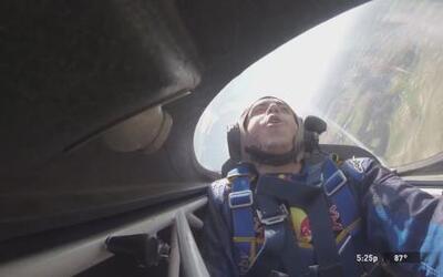 Pedro Silva gran copiloto aéreo