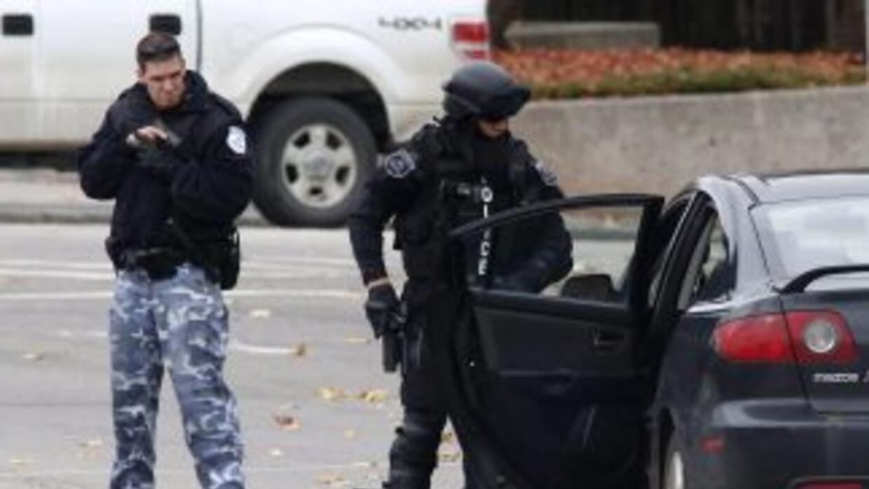 Las autoridades identificaron a Michael Zehaf-Bibeau como el autor del a...