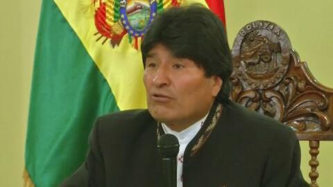 Evo Morales viajará de urgencia a Cuba para ser operado de un tumor beni...