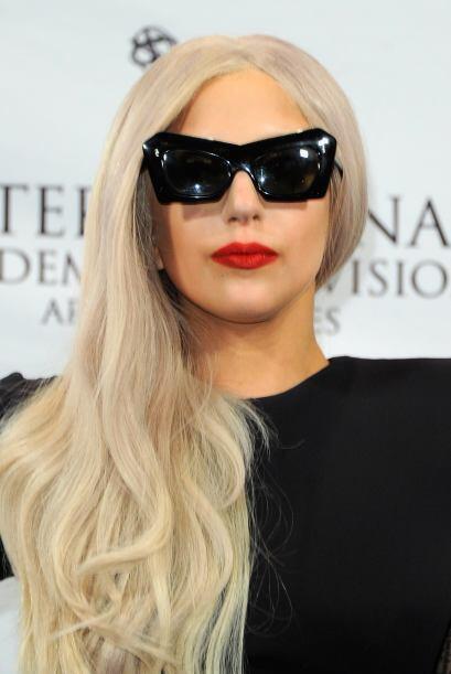 Lady Gaga. Marzo 28 1986: Esta ariana que realmente sabe ser el n&uacute...