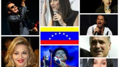 Rubén Blades, Willie Colón, Laura Pausini, Marc Anthony, Cher, Ana Gabri...