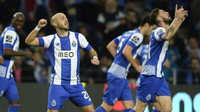 Porto derrotó al Marítimo por la mínima