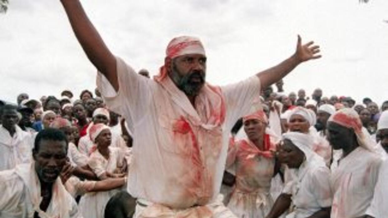 """""""Rituales en Haití"""": la fotógrafa Cristina García Rodero plasma el """"tran..."""