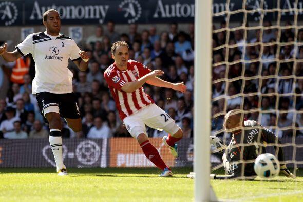 El ganador del partido fue el Tottenham. Resultado final 3 a 2.