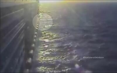 Mexicano que se arrojó del crucero en Brasil, dijo que haría historia
