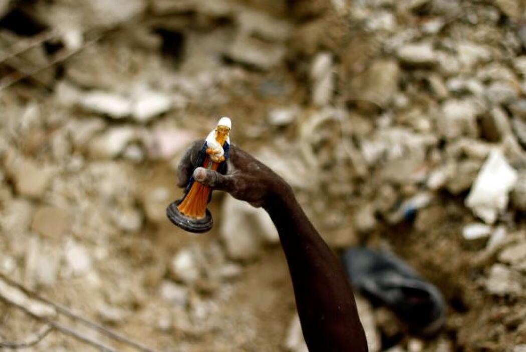Mientras la desolación se cierne sobre el territorio haitiano, la recons...