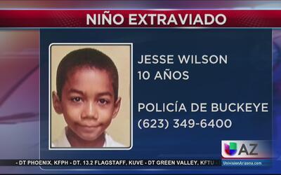 Incrementan búsqueda de niño desaparecido