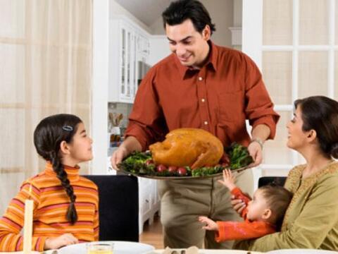 """""""Thanksgiving"""" es una buena oportunidad para compartir tiempo en f..."""
