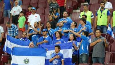 LosAficionados salvadoreños podrán ver a su selección en Estados Unidos...