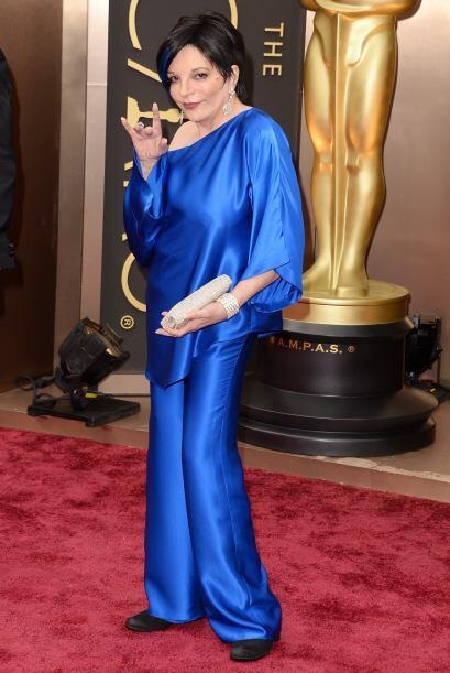 El color del vestido y la tela fueron una terrible combinación, p...