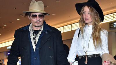 Johnny Depp y Amber Heard podrían casarse muy pronto en la Bahamas
