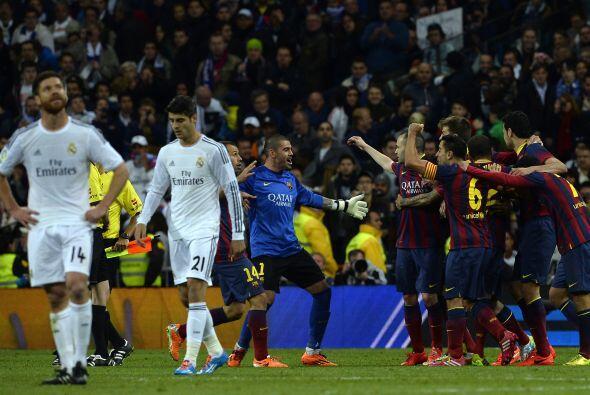 Un 3-4 final que deja al Barcelona con 69 puntos, uno menos que Real Mad...