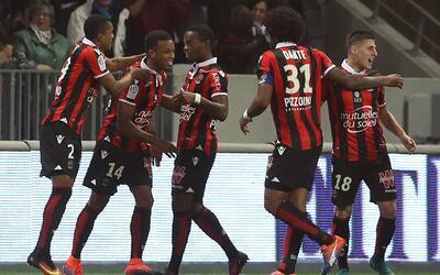Niza venció 3-0 al Toulouse