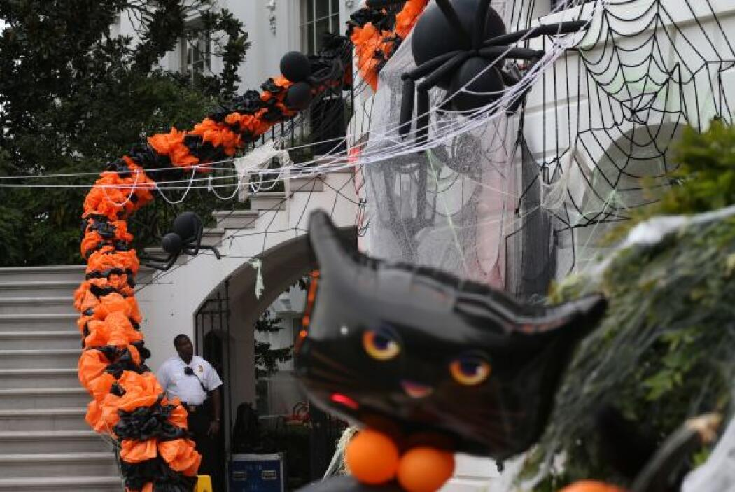 Fantasmas, duendes y otros personajes de terror han sido invitados a ped...