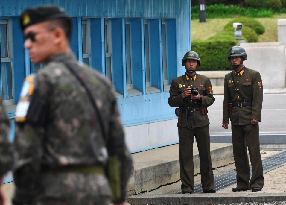 Mike Pence en Corea