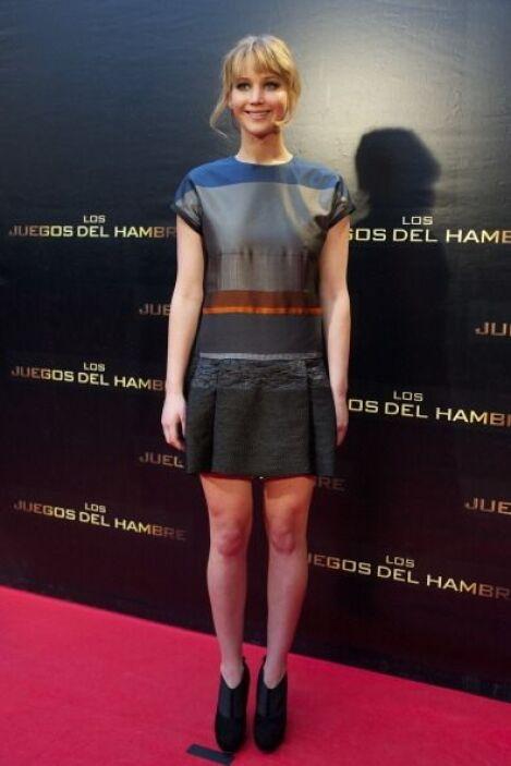 Jennifer Lawrence no se cansa de esta marca y deja en claro que es de su...