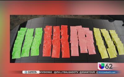 Policía de Austin decomisa 82 paquetes de droga K2