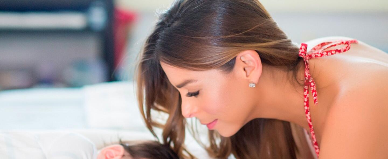 La maternidad de Lourdes: Lo que más le frustra de ser mamá la lleva a l...
