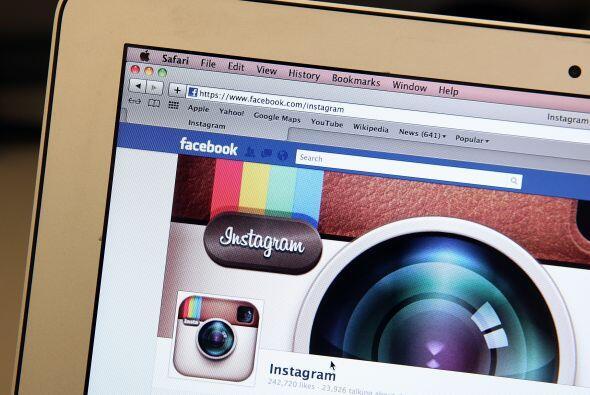 La compra de Instagram por Facebook. La red social Facebook anunci&oacut...