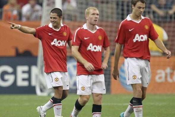 En el 2010 el Manchester United fue también el equipo invitado pa...