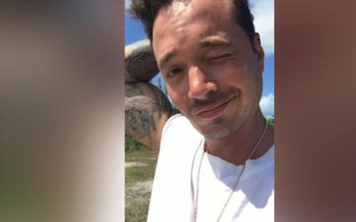 J Balvin sale ileso de un accidente aéreo