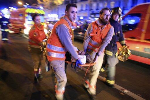 La onda expansiva de los ataques de París paris7.jpg