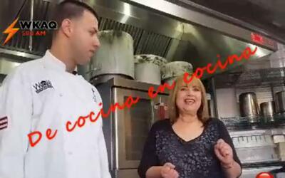 De Cocina en cocina…Filete de Halibut