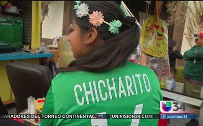 Música, comida y color, esencia de la pasión mexicana