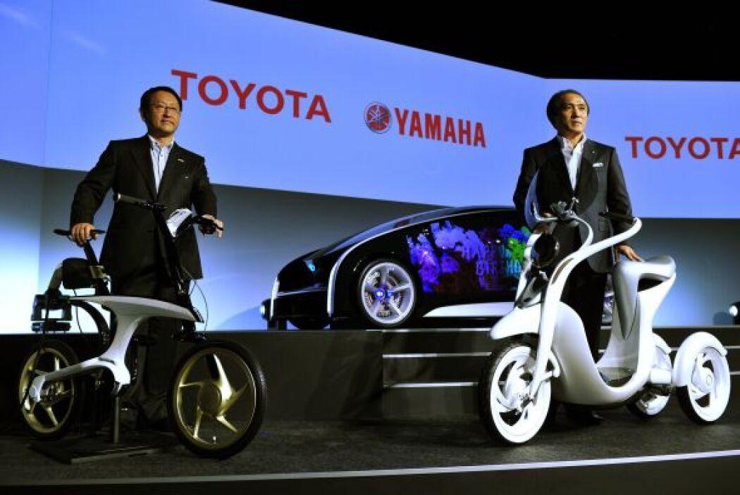 Aunque el debut oficial se hará en el Autoshow de Tokio, el fabricante a...