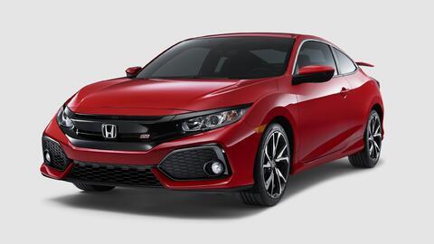 Honda Civic Si coupé