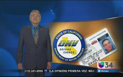 DMV puede ayudarte con exámenes de la vista