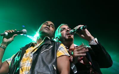 El grupo de hip hop cubano arrancaron su gira 'El Regreso de los Dioses'...