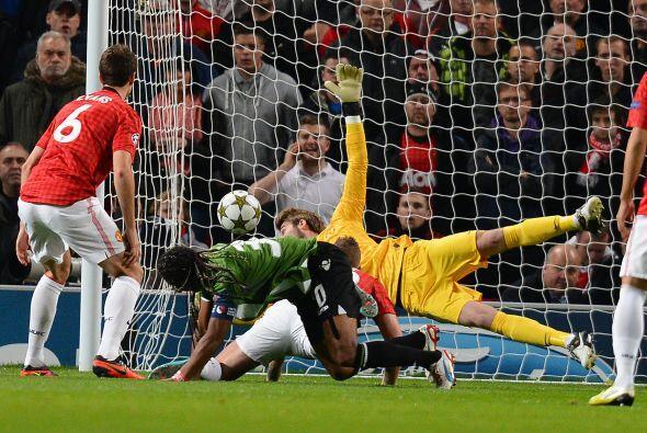 Sin embargo, los portugueses fueron los que pegaron primero, gracias a l...