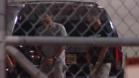 'Miami en un Minuto': comparecen en corte tres sospechosos acusados de r...