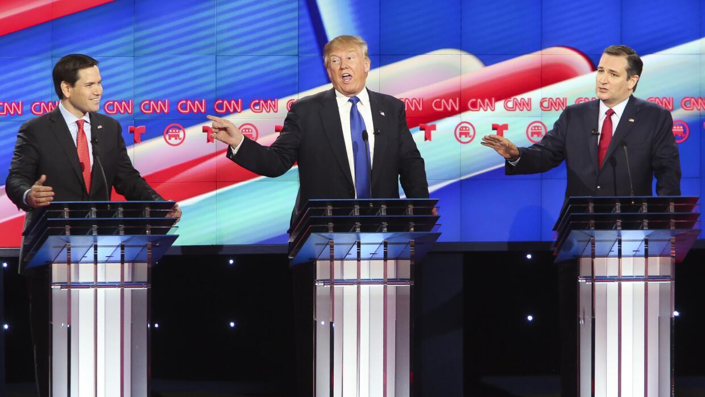 Vicente Fox y otros puntos del debate republicano  debate6.jpg
