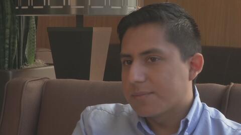 Hijo de campesinos indocumentados gana beca para estudiar 2 maestrías en...