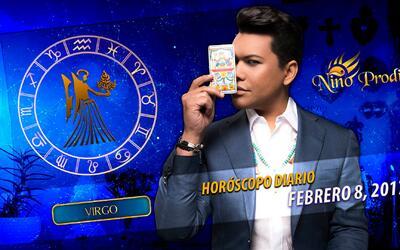 Niño Prodigio - Virgo 8 de febrero, 2017