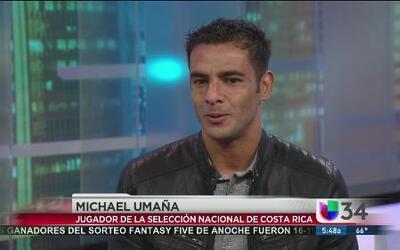 Michael Umaña el héroe del fútbol latinoamericano