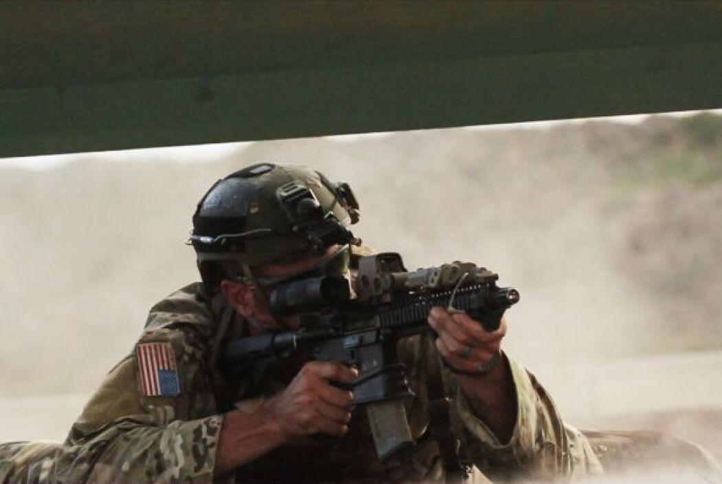 La competencia Fuerzas Comando, coordinada y auspiciada por el Comando S...