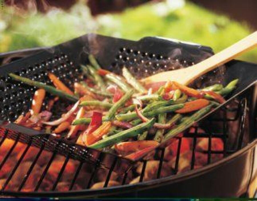 Zanahorias miniatura y ejotes asados: Una receta ideal para acompañar ca...
