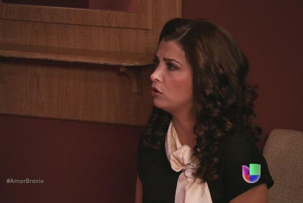 Miriam entiende la complicada situación, lo que no entiende es qu...
