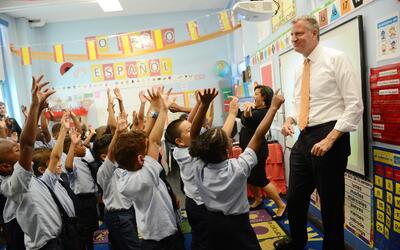 Las escuelas públicas de NYC disponen de servicios de salud menta...